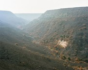 Fire-Scorched Valley, Gamla, Israel