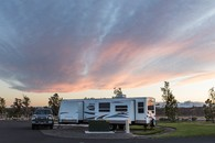 Tygh Valley RV Park. OR