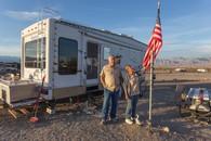 Roger & Elaine. Death Valley, CA