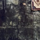 BLack Facade with  Rug, Suleymanye, Istanbul
