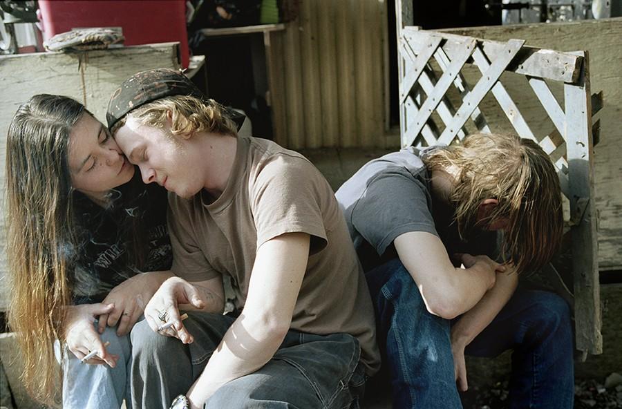 Hillbilly heroin, honey, Virginia, USA