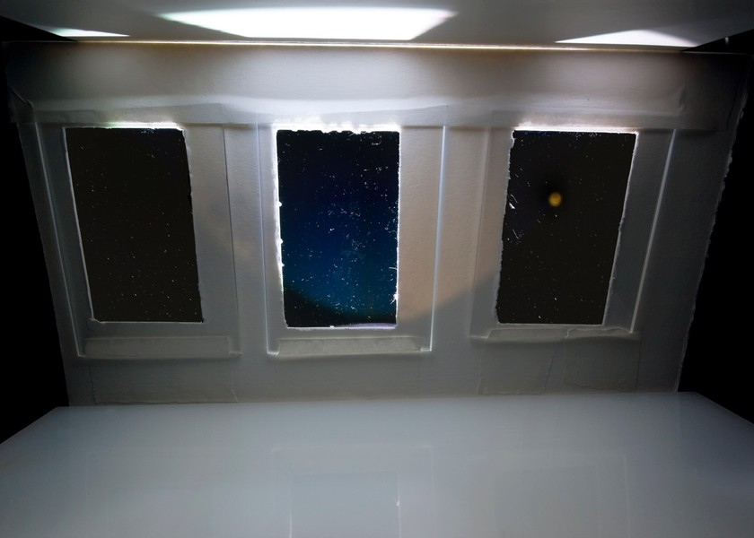 Model of space