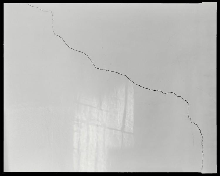 Dining Room; crack, 2014