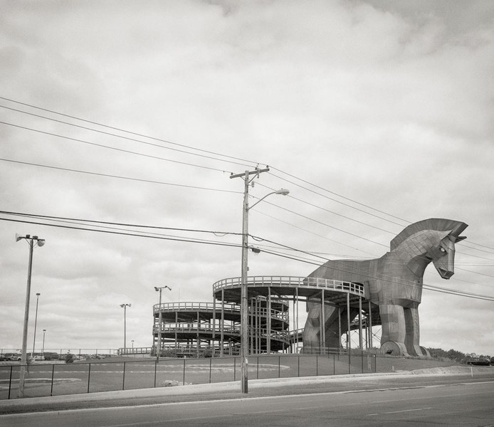 Trojan Horse (from Ruins)