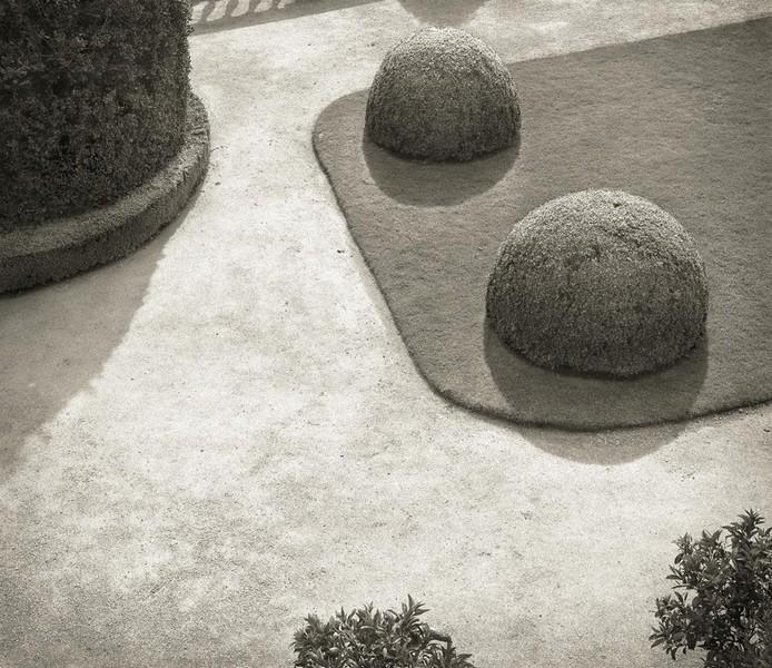 Terrace, Powis Castle (from In the Garden)