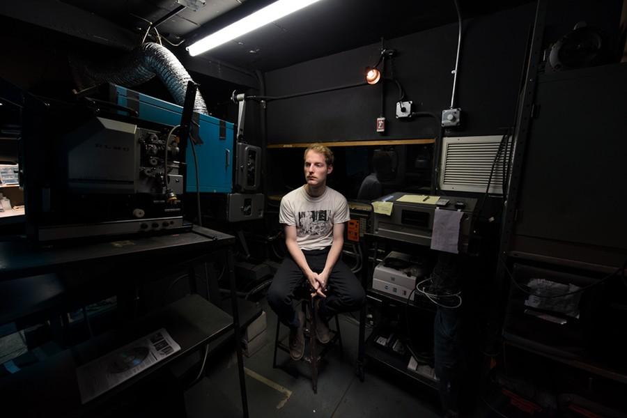Jake, Anthology Film Archives