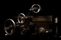 Carriage, Davis Engine Lathe