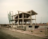 Partially constructed villa, Murcia - September 20