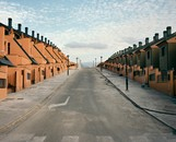 Calle Ojos Del Salado - unoccupied housing estate,