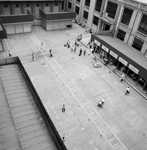 Courtyard, Guangzhou China