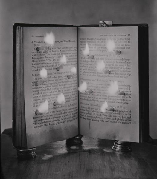 Illuminated Manuscript, 2015