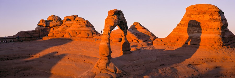 Delicate Arch & Shadow