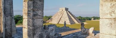Chac Mul Altar