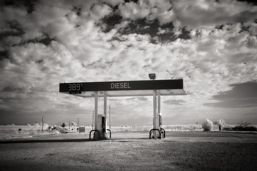 Diesel, $3.89, Nelson, Missouri