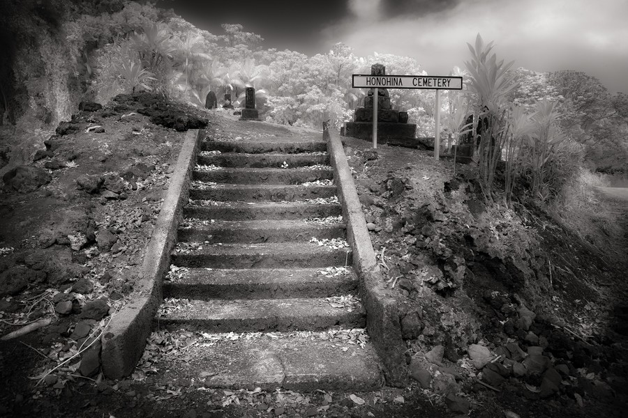 Honohina Cemetery, Hawai'i