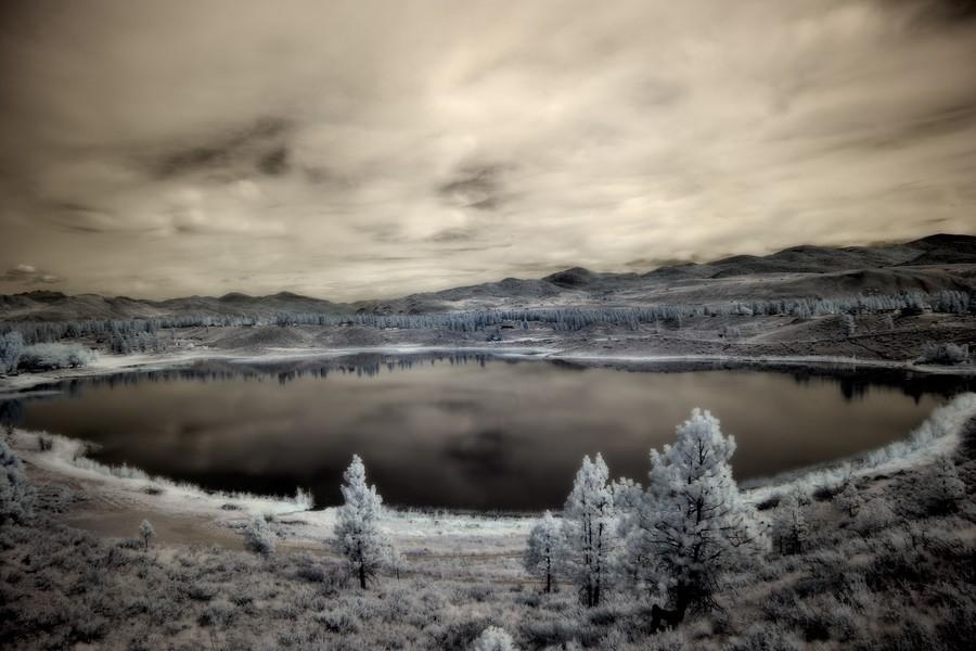 Twin Lakes, Winthrop, Washington