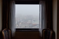Morning Fog, Hirosaki