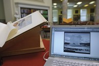 Old Faithful in the Reading Room, AAS