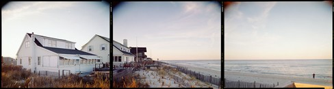 "N40° 00' 01"" W74° 03'32""- Normandy Beach, NJ 1998"