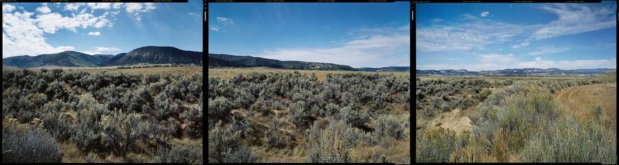 N40°  W108° - Meeker, CO, 2000