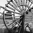 Waterwheels, China 2007