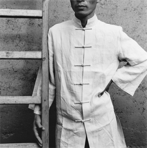 Long White Shirt, China 2008