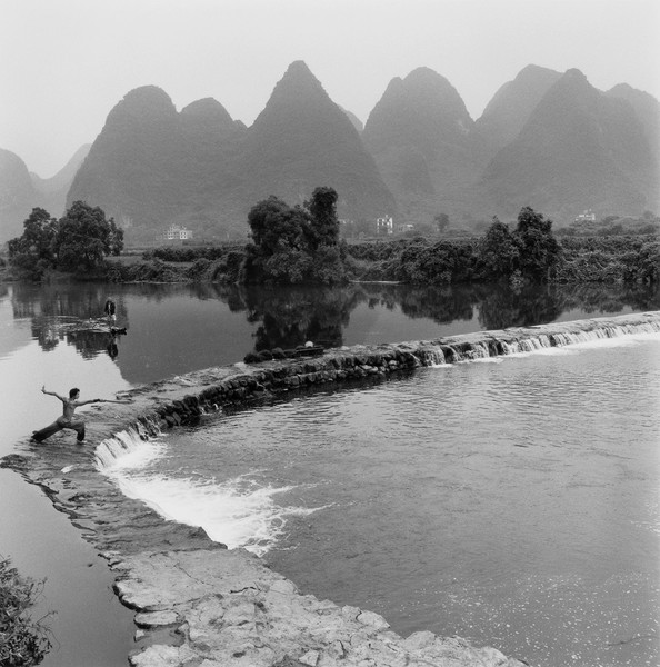 Stone Crossing, China 2011