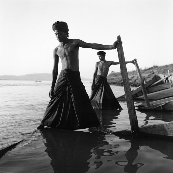 Shipwreck, Burma 2011