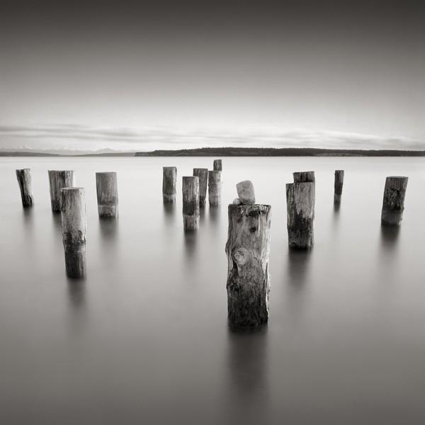 Balanced Stones, Port Townsend, Washington