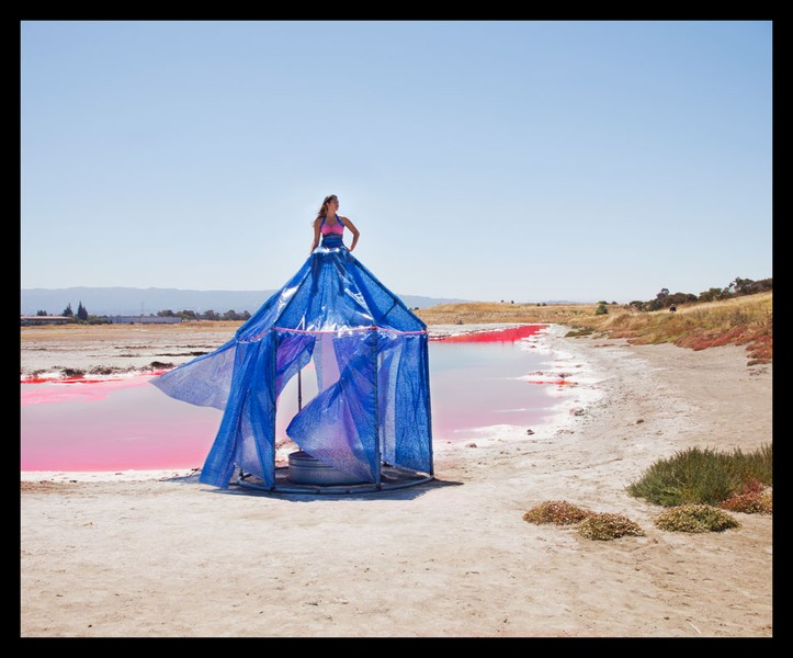 Salty Water Dress Tent