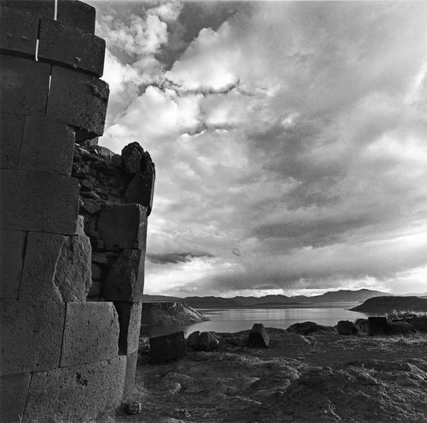 'Ruinas de Sillustani', Peru, 1989