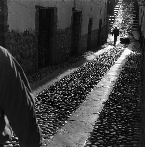 'Encuentro', Cuzco, Peru, 2002