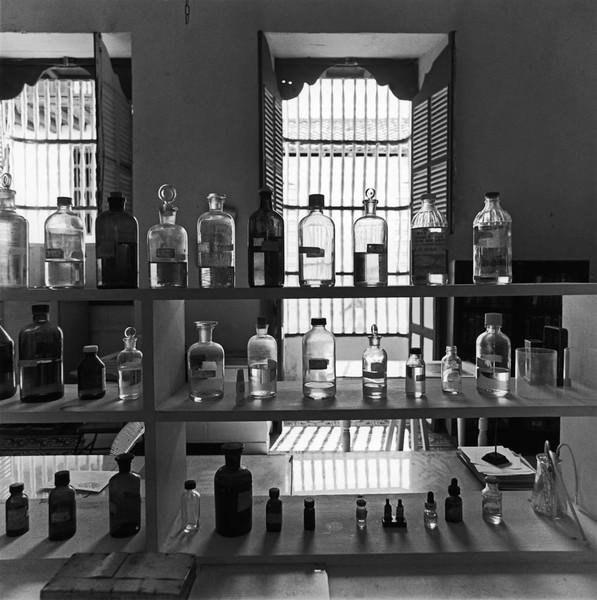'El laboratorio del Dr. Paz-Viera', Cartagena, Col