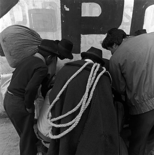 'Rope', Otavalo, Ecuador, 1988