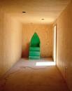 Shia mosque interior, Medina Wasl Village, 2008